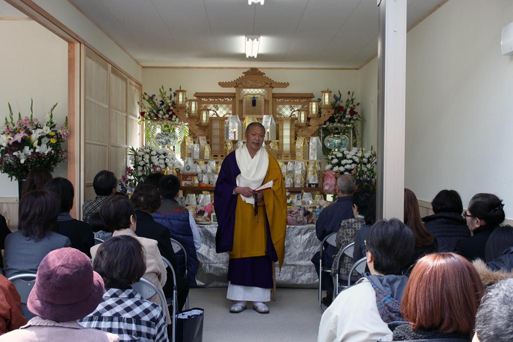 西条ペット斎場 供養大祭(年2回春・秋)