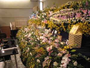 2008年3月30日動物供養大祭
