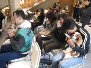 2009年3月29日動物供養大祭