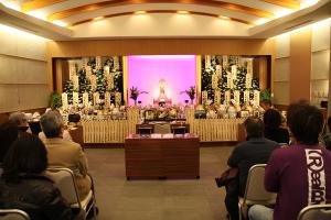 2012年3月25日動物供養大祭