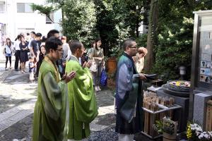 2012年9月30日動物供養大祭