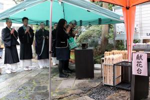 2015年3月29日動物供養大祭