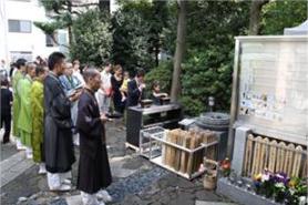 2013年9月29日動物供養大祭