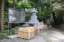 寺院・霊園へ合同埋葬